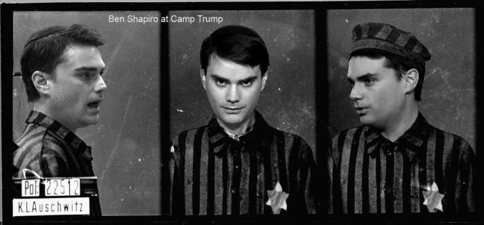 Ben Shapiro in Trumplager